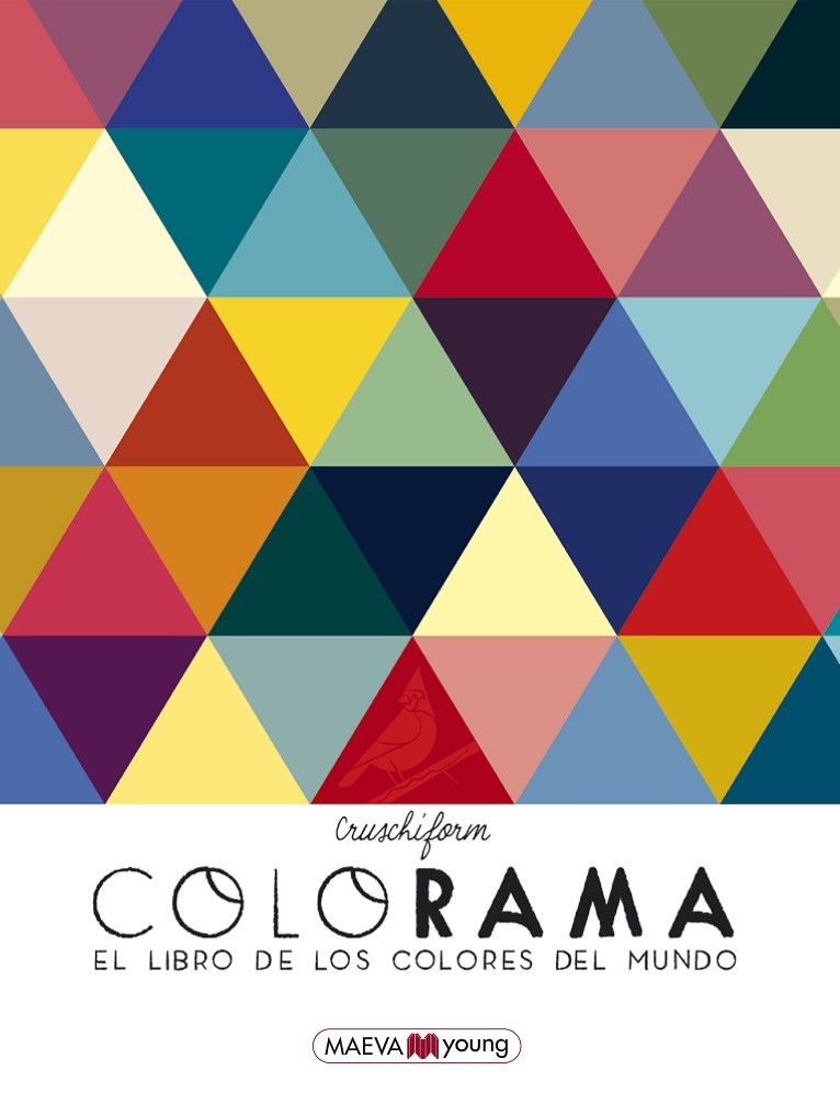 COLORAMA | 9788417108755 | CRUSCHIFORM