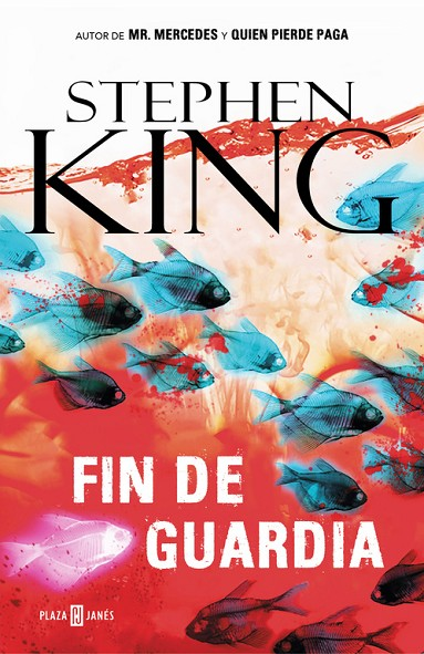 FIN DE GUARDIA (TRILOGÍA BILL HODGES 3) | 9788401018336 | STEPHEN KING
