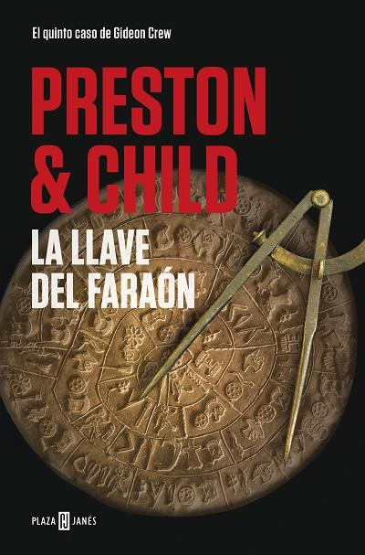 LA LLAVE DEL FARAÓN (GIDEON CREW 5) | 9788401021879 | PRESTON, DOUGLAS / CHILD, LINCOLN