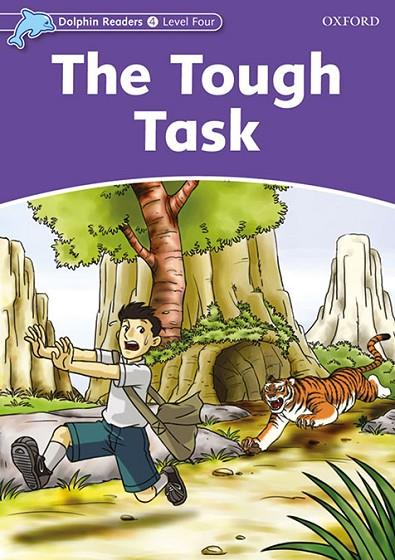 DOLPHIN READERS 4. THE TOUGHT TASK. INTERNATIONAL EDITION | 9780194401074 | WRIGHT, CRAIG