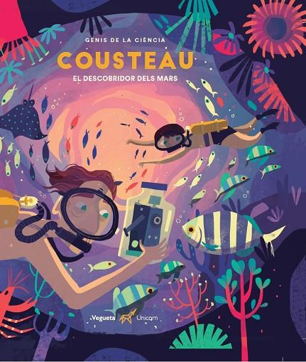 COUSTEAU | 9788417137335 | ZWICK EBY, PHILIPPE