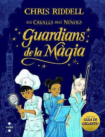 GUARDIANS DE LA MÀGIA | 9788466147675 | RIDDELL, CHRIS