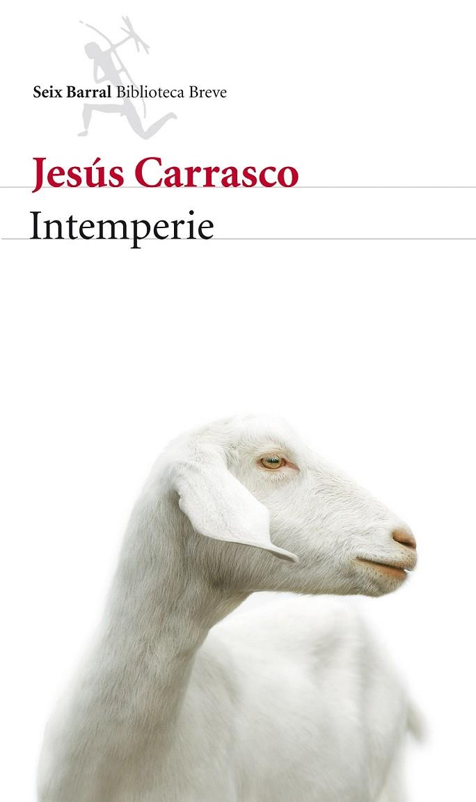 INTEMPERIE | 9788432214721 | CARRASCO, JESUS