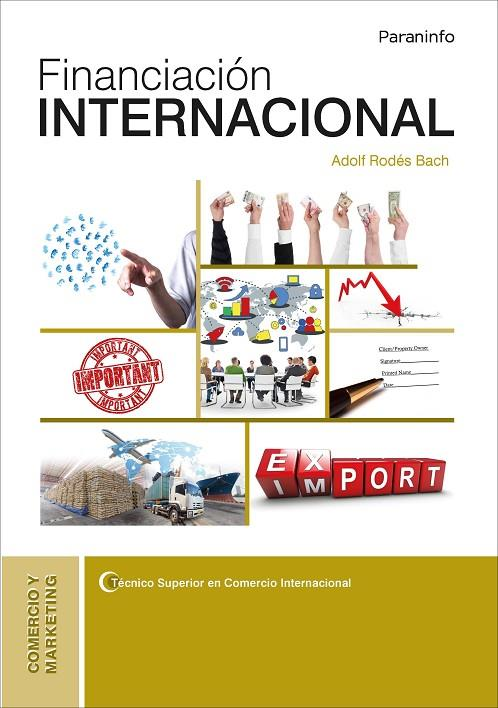 FINANCIACIÓN INTERNACIONAL (EDICIÓN 2019) | 9788428340236 | RODÉS BACH, ADOLF
