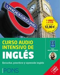 CURSO AUDIO INTENSIVO DE INGLES | 9788484439967 | VARIOS